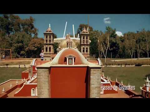 Conoce Puebla, una ciudad con historia y arte.