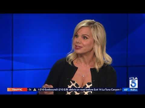 Award Winning Journalist Gretchen Carlson Talks About Her Newest Project on Lifetime