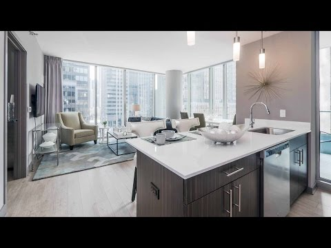 Tour a 2-bedroom, 2-bath model at the luxurious new MILA apartments