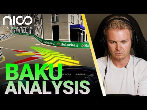 How to Master the Baku F1 Track! | Nico Rosberg