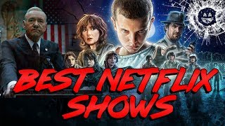Ryan lists off his favorite shows on Netflix! -----------------------------------------------------------------Stranger Things Trailer: https://www.youtube.com/watch?v=vgS2L7WPIO4 What I'm Watching: http://yedlin.net/ResDemo/ ----------------------------------------------------------------- **GEAR WE USE** COLOR GRADING LUTs:http://bit.ly/buyFRluts SOUND FX:http://bit.ly/buyFRsfx MUSIC:http://bit.ly/buyFRmusic VFX ASSETS:http://bit.ly/buyFRvfx  CAMERAS:C300 mkII: http://bit.ly/buyC300iiA7s II: http://bit.ly/buya7siiC100: http://bit.ly/buyc100 LENSES: Rokinon: http://bit.ly/buyrokinon AUDIO:NTG3: http://bit.ly/buyntg3H4n Zoom: http://bit.ly/buyh4nzoomZoom F8: http://bit.ly/buyzoomf8 TRIPOD:BV-10: http://bit.ly/buybv10-----------------------------------------------------------------Connect with us: TWITTER:FilmRiot - http://twitter.com/FilmRiotRyan - http://twitter.com/ryan_connollyJosh - https://twitter.com/Josh_connollyStark - https://twitter.com/mstarktvJustin - https://twitter.com/jrobproductionsEmily - https://twitter.com/emily_connolly FACEBOOK:Film Riot - https://www.facebook.com/filmriotRyan - https://www.facebook.com/theryanconnollyJosh - https://www.facebook.com/TheJoshConnolly INSTAGRAMFilm Riot - https://www.instagram.com/thefilmriot/Ryan - http://instagram.com/ryan_connollyJosh - http://instagram.com/josh_connollyStark - http://instagram.com/mstarktvJustin - http://instagram.com/jrobproductions----------------------------------------------------------------- Theme Song by Hello Control: http://bit.ly/hellocontrol