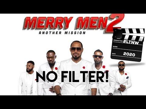 MERRY MEN 2 Review NO FILTER    AY MAKUN Movie