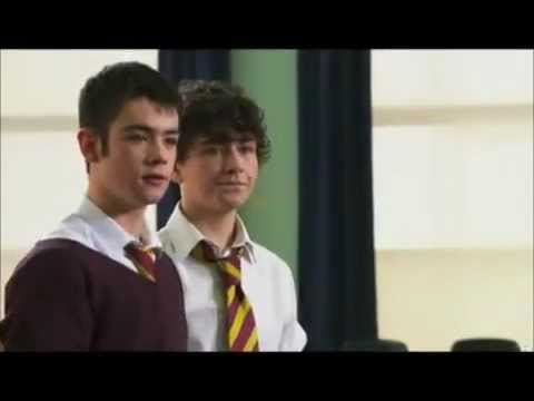 16yo - 16yo Gay Boy Coming Out In High School - Josh, Waterloo Road 4/8.