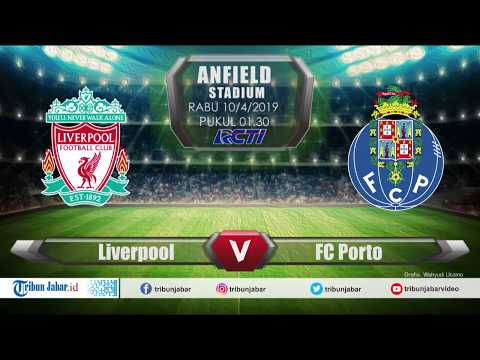 VIDEO LIVE STREAMING RCTI Liverpool VS FC Porto