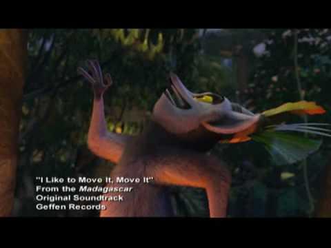 Madagascar Soundtrack: Quiero mover el bote!