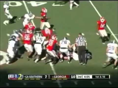 Jerick McKinnon vs Georgia 2012 video.