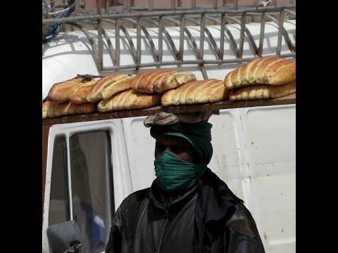 بالفيديو.. الخبز التقليدي في تكنت يقاوم رغم تميزه
