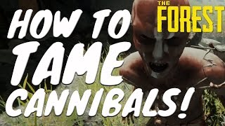 Video HOW TO MAKE CANNIBALS PASSIVE!- NO CHEATS, NO RED PAINT, IN NORMAL MODE! (The Forest Tutorial) MP3, 3GP, MP4, WEBM, AVI, FLV Agustus 2019