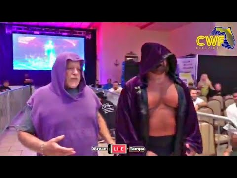 CWF Reloaded Full Event Video - Tampa 7/9/21 Featuring Kevin Sullivan