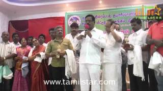 Tamil Film Producers Cooperative Housing Society General Body Meeting