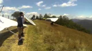 Killarney (Queensland) Australia  city pictures gallery : Hang Gliding Killarney QLD Stills