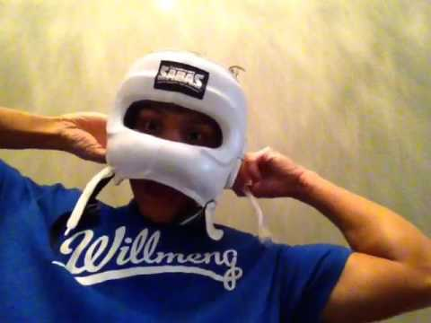 Sabas Face Saver Headgear Review