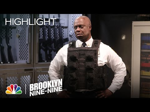 Holt Gets Vengeance for His Fluffy Boy - Brooklyn Nine-Nine