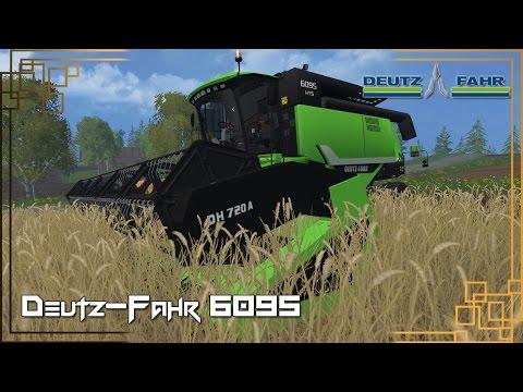 Deutz Fahr 6095 HTS v1.3