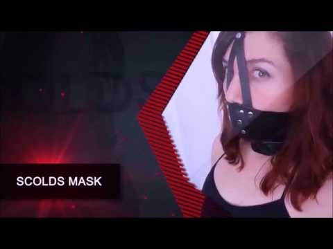 MMMPHHH! A Strict Review of our even Stricter Scold's Mask Bondage Gag