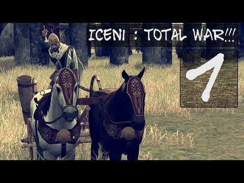 Total War Rome 2 : This is Total War ! Iceni Campaign Part 1