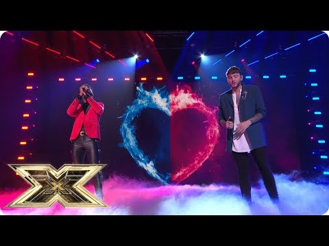 Dalton and James Arthur duet on X Factor Final | Final | The X Factor UK 2018_TV műsorok. Heti legjobbak