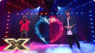 Video Dalton and James Arthur duet on X Factor Final | Final | The X Factor UK 2018 MP3, 3GP, MP4, WEBM, AVI, FLV Desember 2018