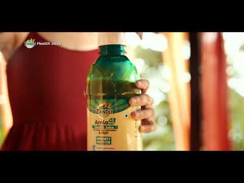 Zandu Health Juices Tvc Edit - 15 sec