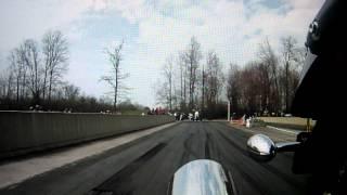 9. Triumph Rocket 3 vs Honda VTX1800
