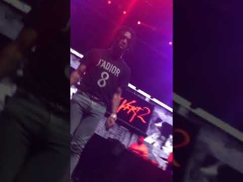 """Lil Uzi Vert -""""Of Course We Ghetto Flowers"""" & """"Early 20 Rager"""" + Crowd Appearance @ GovBall NYC 2018"""