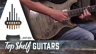 Video PRS Super Eagle II John Mayer Signature - Top Shelf Guitars MP3, 3GP, MP4, WEBM, AVI, FLV Juni 2018