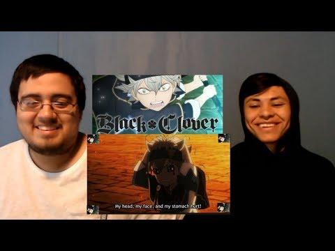 Black Clover Episode 23 Live Reaction