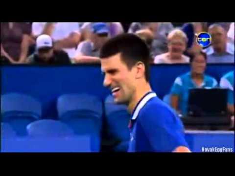 Novak Djokovic Funniest Moments Part 2 Full HD