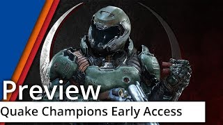 Quake Champions Early Access Preview