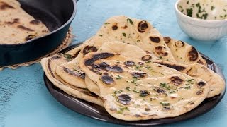 Naan Bread Recipe by Home Cooking Adventure