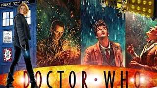 Ruben & K discuss talk about the 13th Doctor in all it's Doctor Who forms. Doctor Who: The Complete Box Set - Series 1-7 [Blu-ray] - https://goo.gl/9FieSk ...
