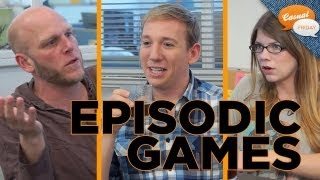 Are Episodic Games the Future? CASUAL FRIDAY