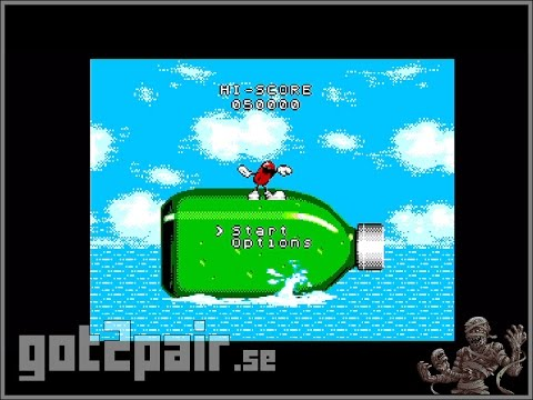 Cool Spot - Master System