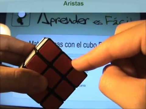 Aprender Matemáticas con el cubo Rubik – 4. El Teorema de Poliedros de Euler