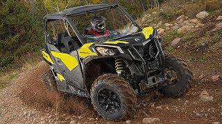 2. 2018 Can-Am Maverick Trail Review