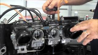 5. Carb Removal Concours ZG1000