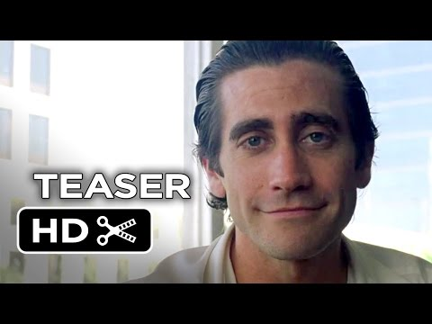 Nightcrawler Official First Look Teaser (2014) – Jake Gyllenhaal Movie HD