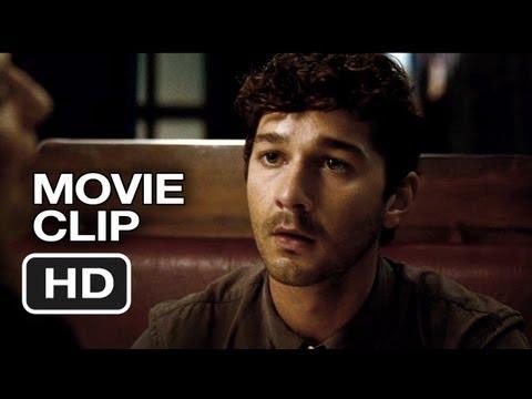 The Company You Keep Movie CLIP - Coffee or Dinner (2013) - Shia LaBeouf Movie HD
