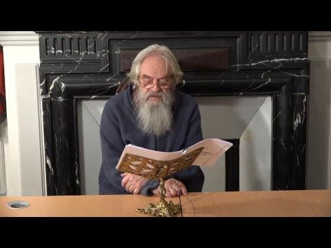 CDS Paris, 21 novembre 2018 :  Pr. Nicolas Ozoline : Iconologie. Tous niveaux 1er cycle