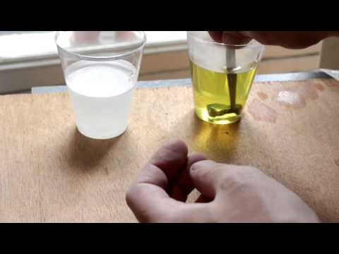 comment appliquer nitrate d'argent