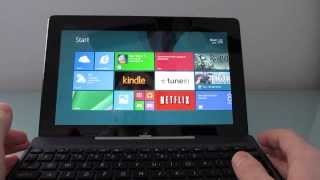 Asus Transformer Book T100 Bay Trail Tablet/notebook Review
