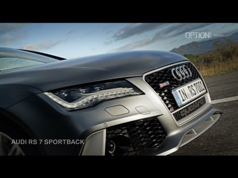 Audi RS 7 Sportback 2014 OFFICIAL [HD]