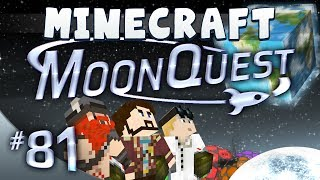 Minecraft - MoonQuest 81 - Make Ham A Home