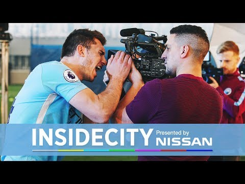 Video: Laporte's First Day & First Game | Inside City Special!