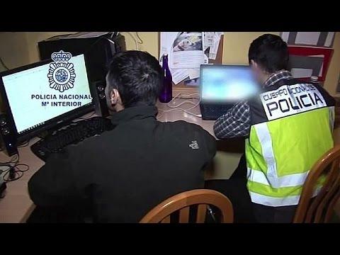 Ισπανία: Εξαρθρώθηκε δίκτυο διακίνησης υλικού παιδικής πορνογραφίας