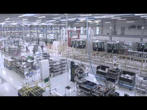 Massey Ferguson productie Beauvais