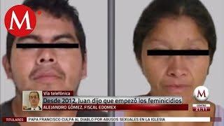Feminicida de Ecatepec muestra alegría al describir sus crímenes: fiscal
