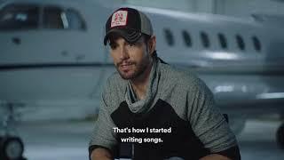 Enrique Iglesias Spotify Advertisment