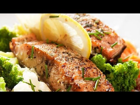 ¿Cómo hacer Salmón al cilantro y limón? /How to make Salmon with cilantro and lemon?