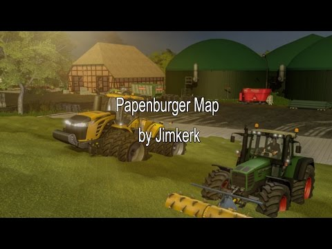 Papenburg Map Seasons v2.0